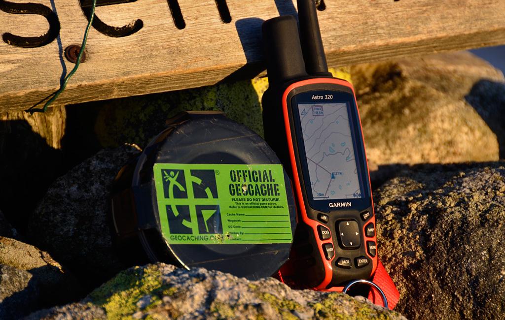 Skattejakt med GPS