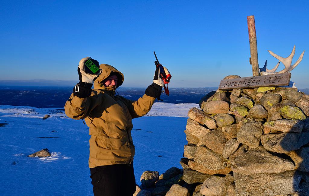 Geocaching Vikerfjell