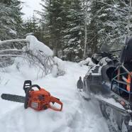 Ny skiløype 2015